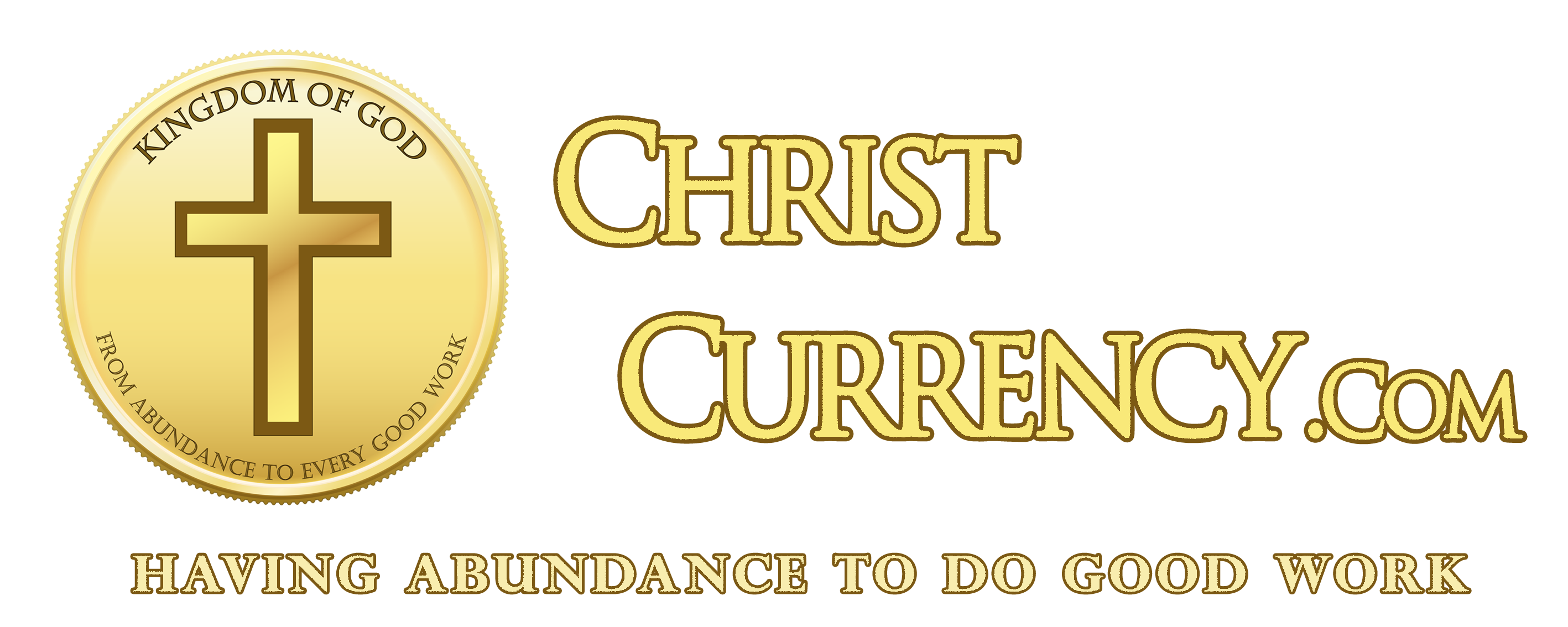 Christ Currency logo