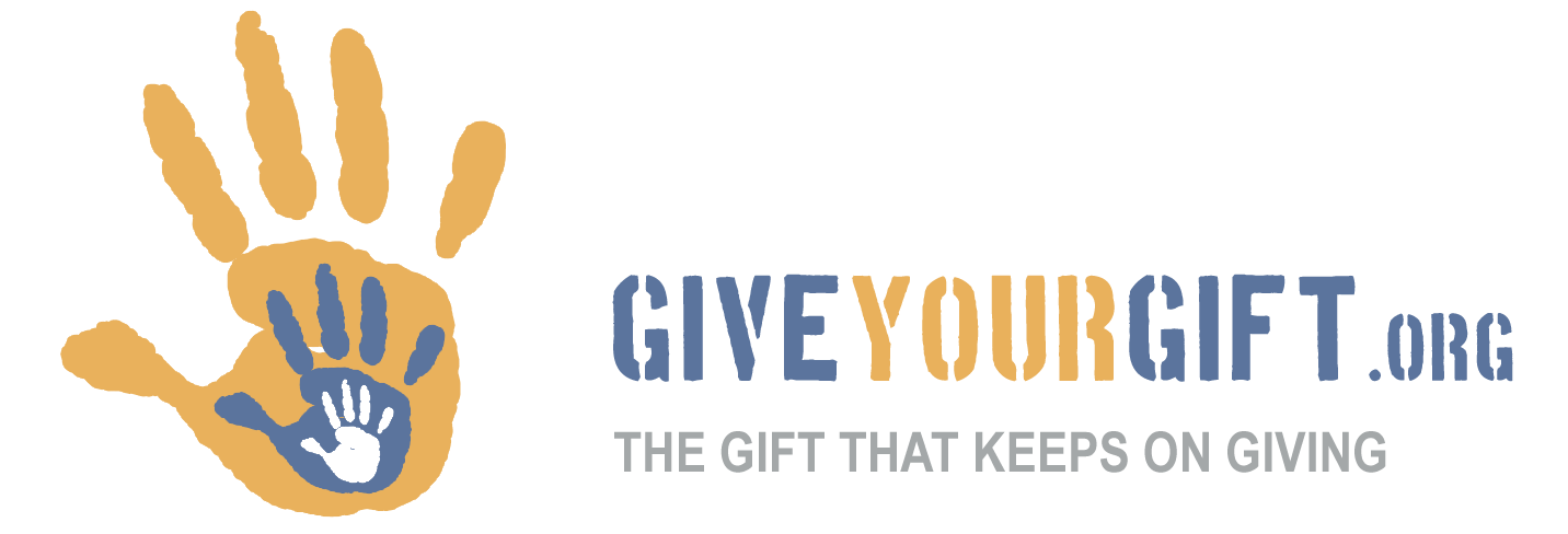 Give Your Gift logo